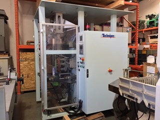 2012 Technipes V-Form Seal Poly Bagger Packing machines