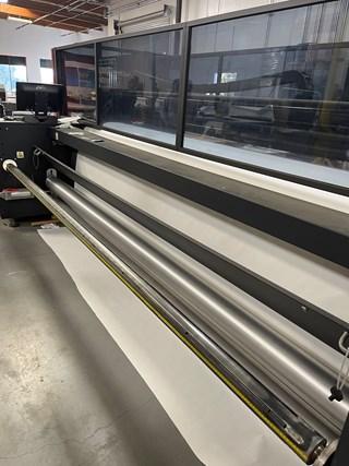 Vutek Next 340 Roll to Roll