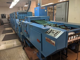 Sanden Varicom 1200 Labels and Forms