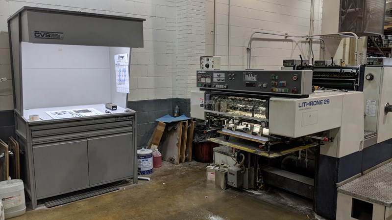 Show details for Komori Lithrone L226