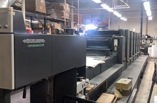 Heidelberg CD 102 6 LX Sheet Fed