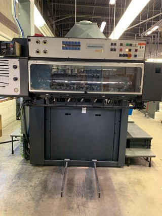 Heidelberg SM 102FP+L Sheet Fed