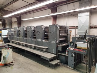 Heidelberg SM 72 FP Sheet Fed