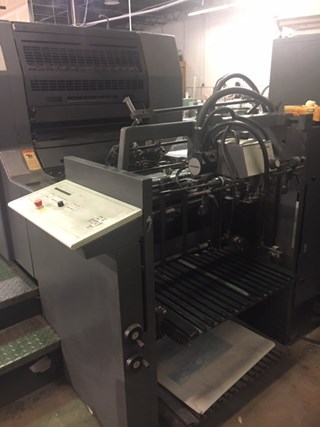 Heidelberg SM 74 6 3P+L, Automated with Vario, CPC 1.04 Sheet Fed