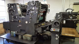 Heidelberg Sorz Sheet Fed