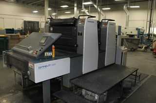Komori GS -228 Sheet Fed