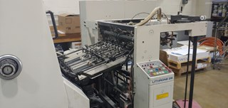 Komori Lithrone L-226-I , 13,000 iph  double size cylinders Machines offset à feuilles
