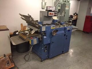 """MBO B1 18  18"""" Folding machines"""