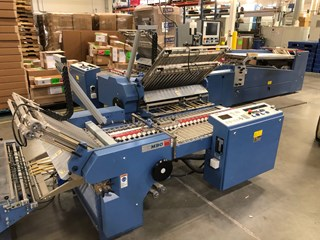 MBO T 800-1- 78/4 Plegadoras de papel