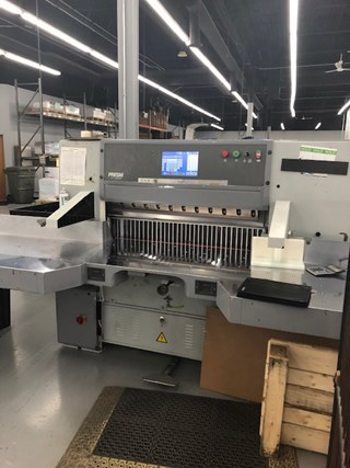 PRISM 115 Guillotines/Cutters