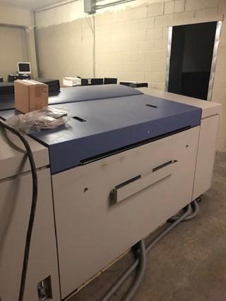 SCREEN PT-R8000 II Platesetter