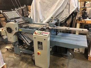 Stahl B20 Folding machines