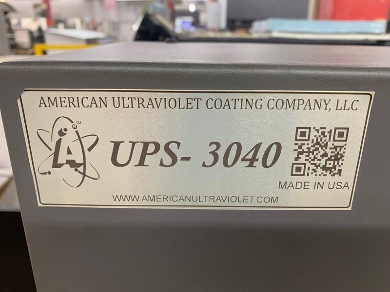 American Ultraviolet Coating Company AUV Spectra Coat 30