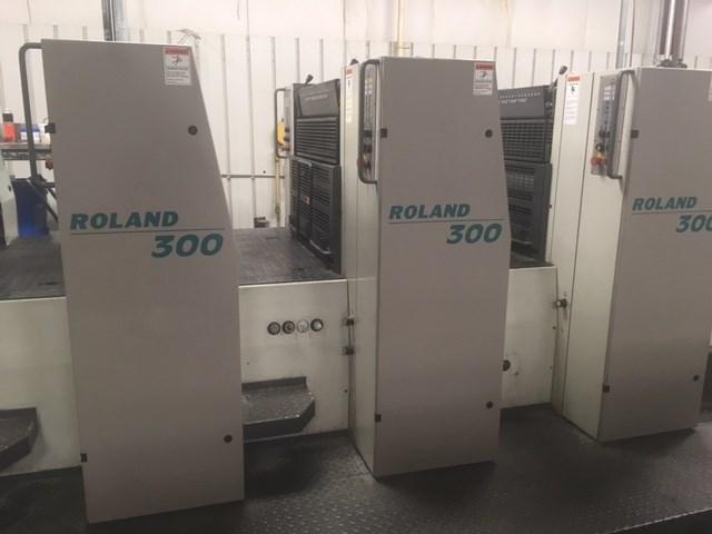 Man Roland 306P+L . 6/c 23x29 plus coater