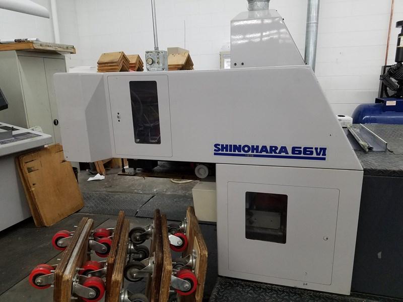 Shinohara 66 VI + CTR