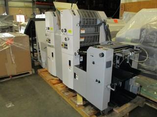Hamada 234A Gebrauchte Bogenoffsetmaschinen