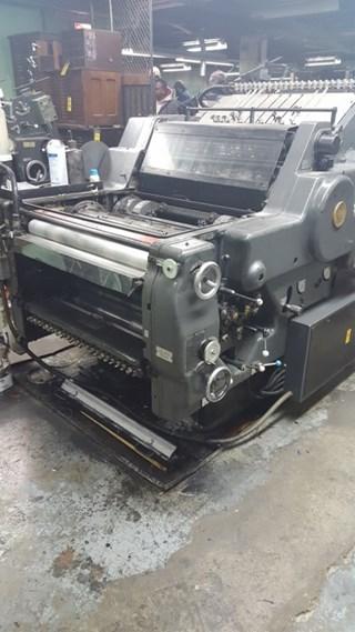 1973 Heidelberg KORD 64 Gebrauchte Bogenoffsetmaschinen