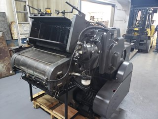 Heidelberg K-Line Sheet Fed