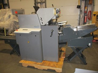 1999 HEIDELBERG PRINTMASTER 46-2, WITH NUMBERING & ,  ENVELOPE FEEDER Sheet Fed