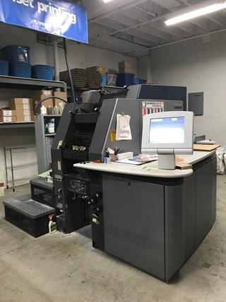 Heidelberg Quickmaster QMDI 46 4 Pro Sheet Fed