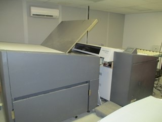 Heidelberg TOPSETTER  PT  R 8000 Equipos CTP (directo a plancha)P