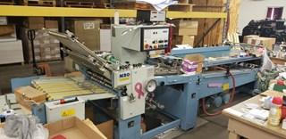 MBO B26 CONTINUOUS FOLDER Folding Machines