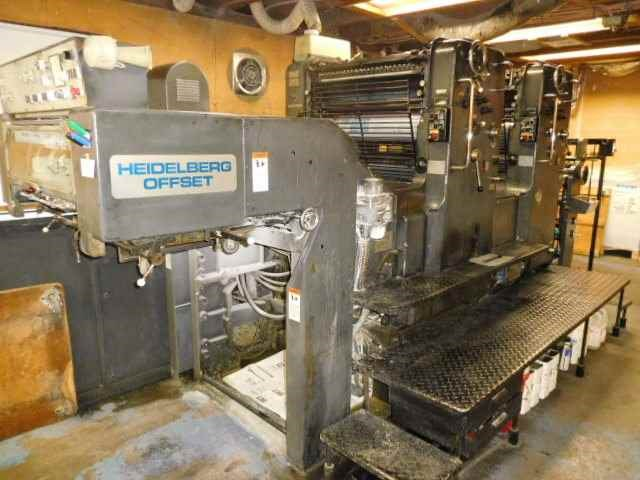 Show details for HEIDELBERG SM 72 ZP,  YEAR: 1978