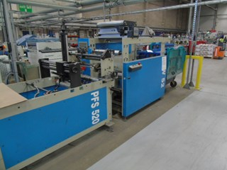 Ehret VC 520 Folding machines