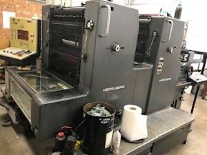 Heidelberg MOZPS Gebrauchte Bogenoffsetmaschinen