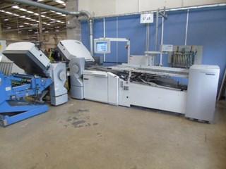 Heidelberg TH 56 4-4 Buckle Plate Folding Machine. 折页机