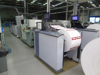 Hunkeler Paper Processing Line Miscellaneous