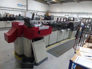 Kern 2500 Mail Room Equipment