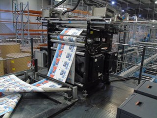 Kodak Versmark Duplex System Digital Printing