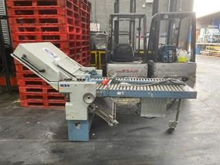 MBO MBO 4 Plate Buckle Plate Folding Unit B30 2nd unit Falzmaschinen