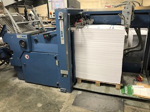 MBO T800 AUT-NAV 6/4 Folding Machines