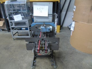 MBO Z2 Mobile Knife Unit Folding machines