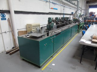 Norpak polyprocessor Mail Room Equipment