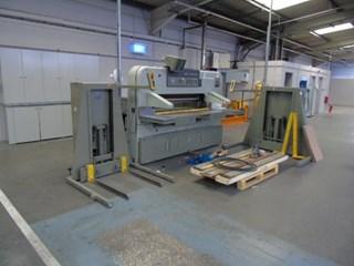 Polar 155 EMC MON 切纸机