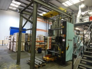 Global Web Finishing System Sheeters & Inline Finishing