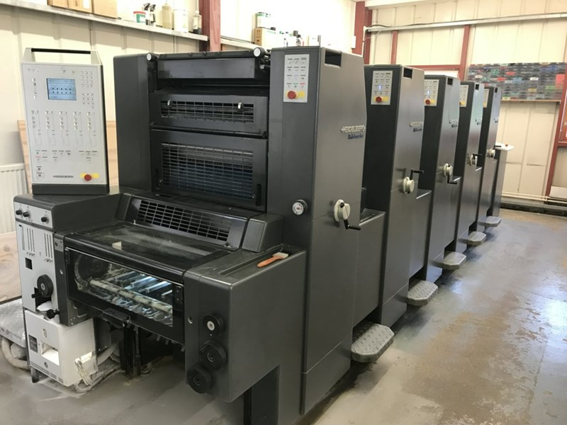 Show details for Heidelberg PM 52 5