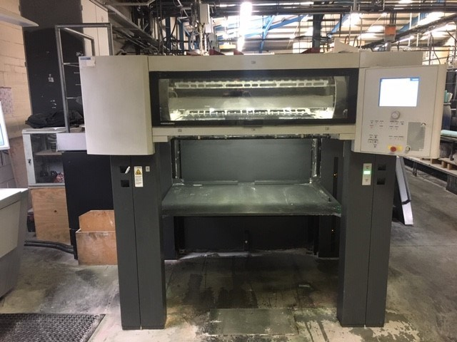 Show details for Heidelberg XL 106 8-P-18K