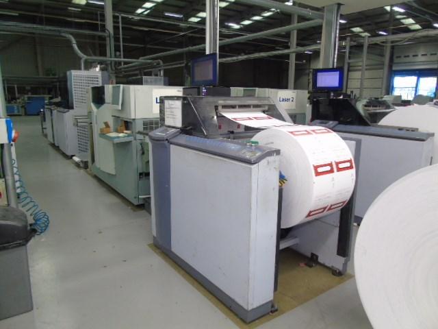 Show details for Hunkeler Paper Processing Line