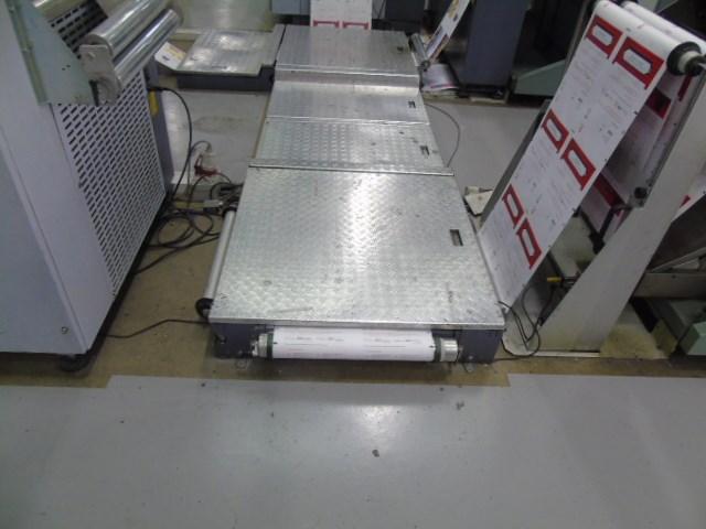 Hunkeler Paper Processing Line