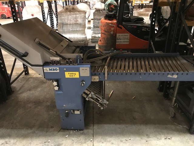 Show details for MBO 4 Plate Buckle Plate Folding Unit