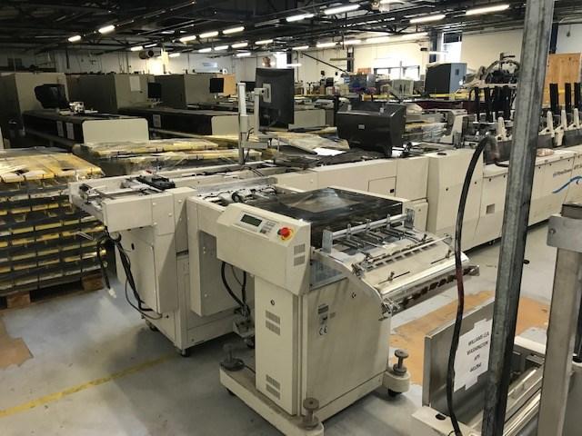 Pitney Bowes APS Mailing - Folding- Inserting Machine