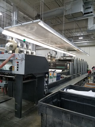 Heidelberg SM CD 102-6+LX - Full UV Sheet Fed