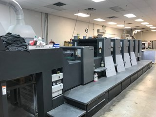 Heidelberg SM 74-6P3+L Sheet Fed