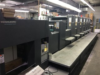 Heidelberg SM 74-6P+L Sheet Fed