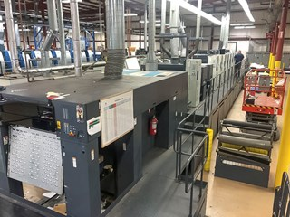 Man Roland 700 - LTT-7-LTTLV - ULTIMA - HiPrint - UV Hybrid Sheet Fed