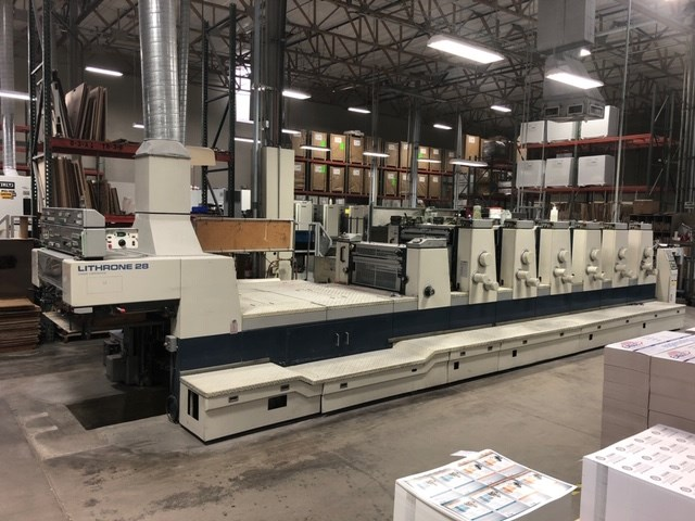 Show details for Komori L628+CX